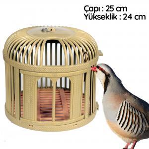 Keklik Kafesi, Plastik Pvc Keklik Kafesi, Kapılı Keklik Kafesi, Keklik Ötüm Kafesi