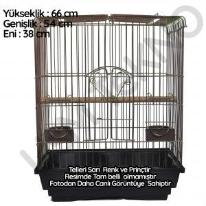 Papağan Kafesi, Sultan Papağanı Kafes, Eğitim Kafes.Pirinç Kafes