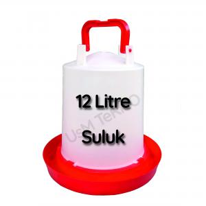12 litre Güvercin suluğu civciv Suluğu Kanatlı Suluğu,Plastik Tavuk Suluk