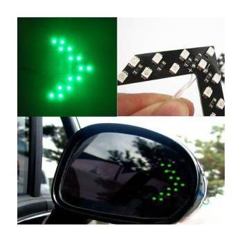 Araç Yan Dikiz Ayna Sinyali Led Sinyal Led Lamba