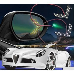 Araç Yan Dikiz Ayna Sinyali Led sinyal Ayna İçi Led Sinyal  ( SARI )