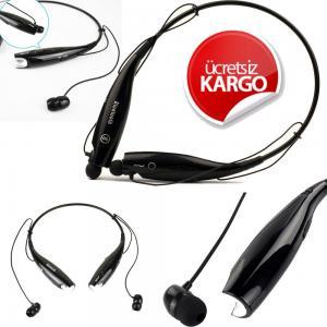 Titreşimli Bluetooth Kulaklık LG , HTC ,İphone , Samsung , Stereo MP3 Müzik Dinlenebilir + Konuşma