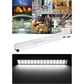69 Led Şarjlı Işıldak Ledi Kamp Lambası El Feneri Şarjlı Projektör Şarjlı El Lambası
