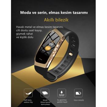 Smart Watch Akıllı Saat Akıllı Smart Saat Akıllı Bileklik Saat
