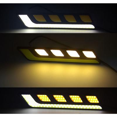 Araç Gündüz Farı Drl Çit Renk Sinyal Verme Özellikli