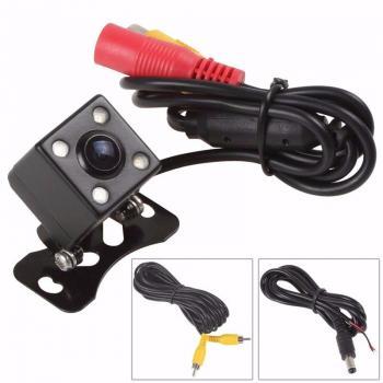 Araç Geri Görüş Kamera Gece Görüşlü 170 Derece HD Araç Kamerası