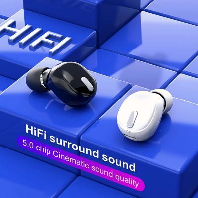 Bluetooth Kulaklık v5.0 Chip Hifi 6D Surround Mini Bluetooth Kulaklık