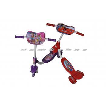 3 Tekerlekli Frenli  Lüx kız Çocuk Scooter