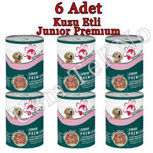 Ephesus as 415grx6 Adet Junıor Premium Köpek Konservesi, Yaş Mama
