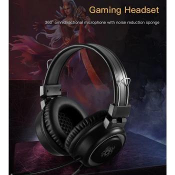 Oyuncu Kulaklığı Profesyonel Rgb Mikrofonlu Oyun Kulaklık