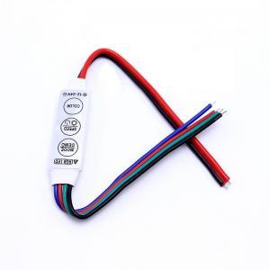 Led Şerit Modülü Rgb Şerit led kontrol Kablolu Flaşör Çakar Modlu Konnektör