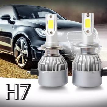 H7 LED XENON FAR 8400 LÜMEN 54 W ( F1 6000K ) BEYAZ ZENON LED FAR