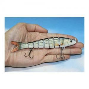 Lures Sahte Balık Yemi Yeni Model Rapala Yem Turna Sahtesi , Olta ,Sasi Yem