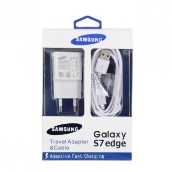 Samsung Şarj Aleti Hızlı Şarj Cihazı Note 2-4-5 , S3-S4-S5-S6-S7