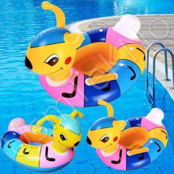 Şişme Deniz Simidi Şişme Çocuk Havuzu Simiti Çocuk Simidi