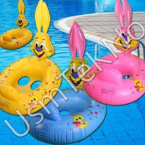 Şişme Deniz Simidi Şişme Tavşanlı Çocuk Havuzu Simiti