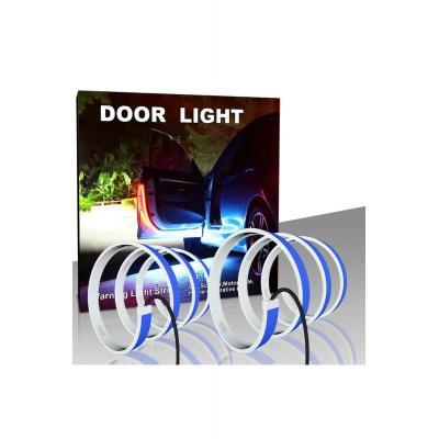 Araç İçi Led Lamba Araç Kapı Eşiği Led Rgb Kapı Lambası Araç Kapı Uyarı Ledi